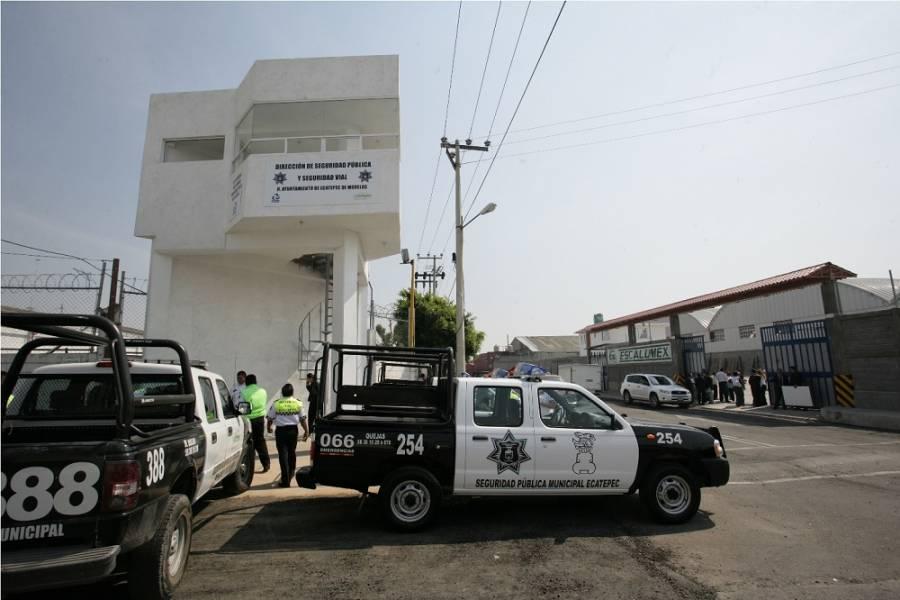 En redes sociales exhiben abuso policial en Ecatepec