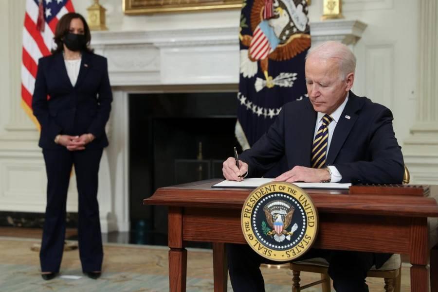 Joe Biden cumple 100 días como presidente de los EE.UU