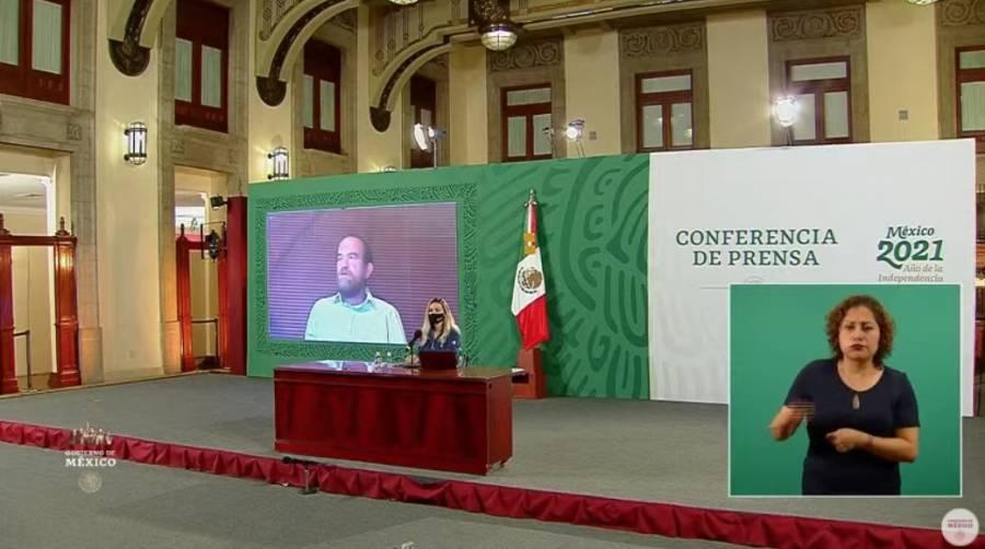Las señales de alarma por Covid serían transitorias, pero el riesgo de rebrote es latente: Ruy López Ridaura