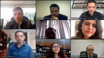 Alista IECM debate entre candidaturas de partidos políticos a Diputación Migrante