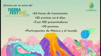 Concluyó con éxito el TierraFest 2021