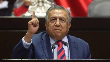 Saúl Huerta es expulsado de la bancada de Morena en la Cámara de Diputados