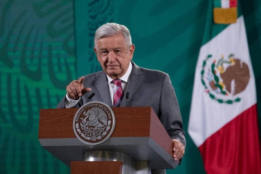 De oponerse a avalar extensión de presidencia de Zaldívar, ministros apoyarían régimen de corrupción: Presidente