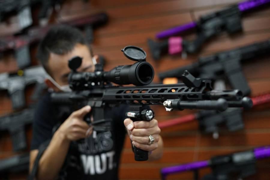 La Suprema Corte de EEUU se pronunciará sobre las armas de fuego