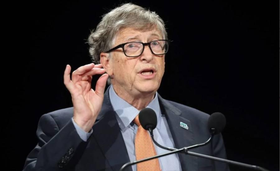 Bill Gates explica por qué cree la pandemia terminará a finales de 2022