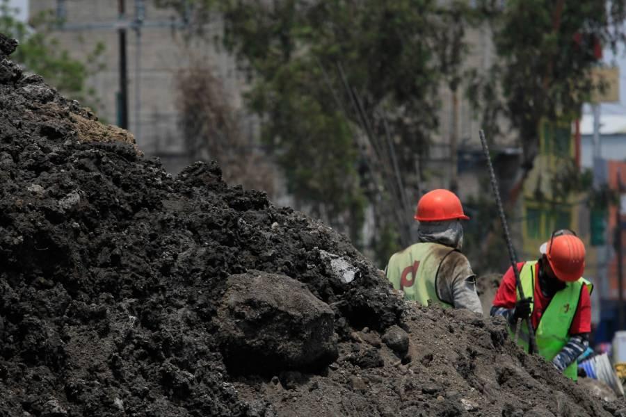 INEGI: en febrero sector de la construcción se recuperó 0.5%