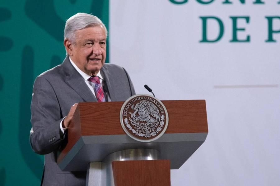 AMLO dice que si habla de Reforma Electoral, podrían arrestarlo