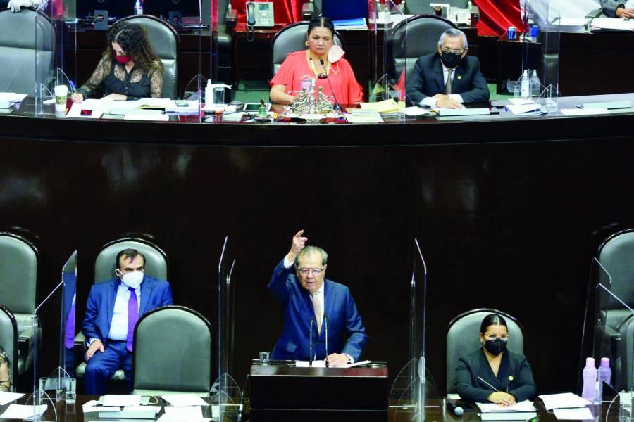 Alistan recurso de inconstitucionalidad contra la Ley Zaldívar