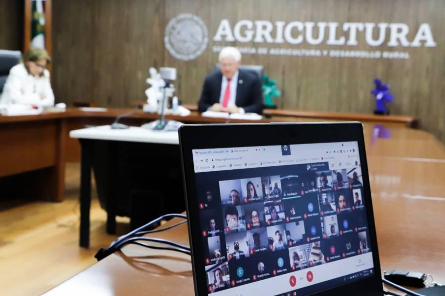Agricultura: garantizada la producción y suministro de productos agropecuarios y pesqueros