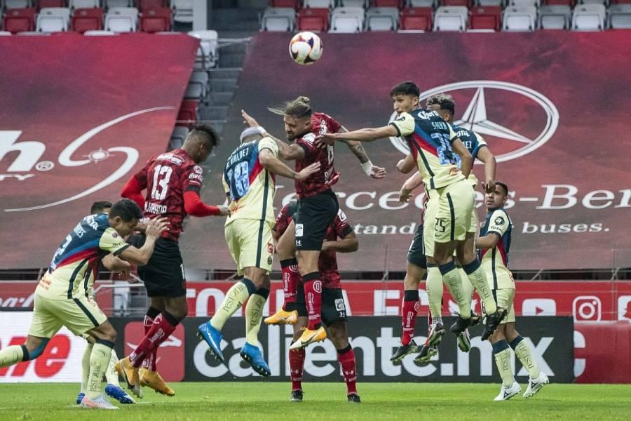 Toluca fulmina al América en penúltima jornada de Liga MX