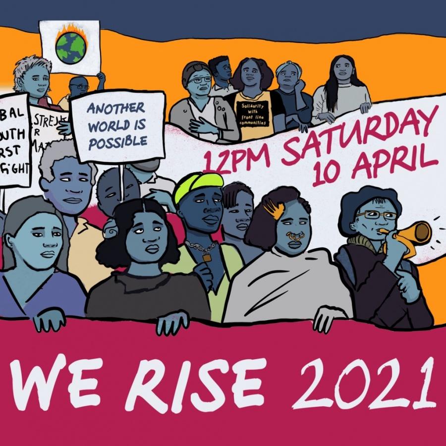 Llevarán a cabo el We Rise 2021, una celebración de creatividad y resiliencia