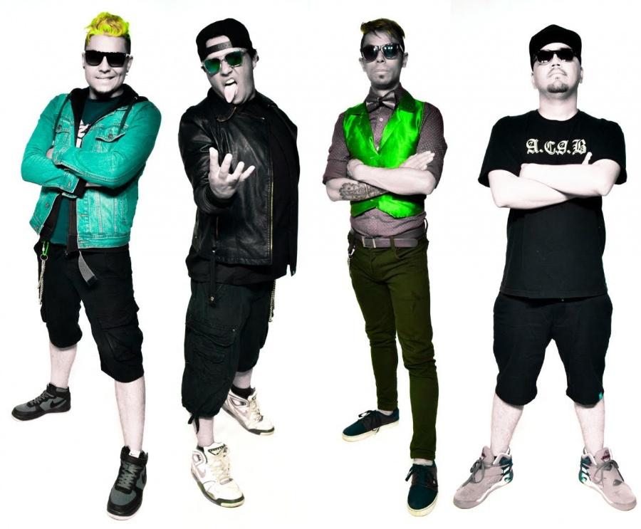 La Monky Band una mezcla de géneros convertida en realidad colombiana