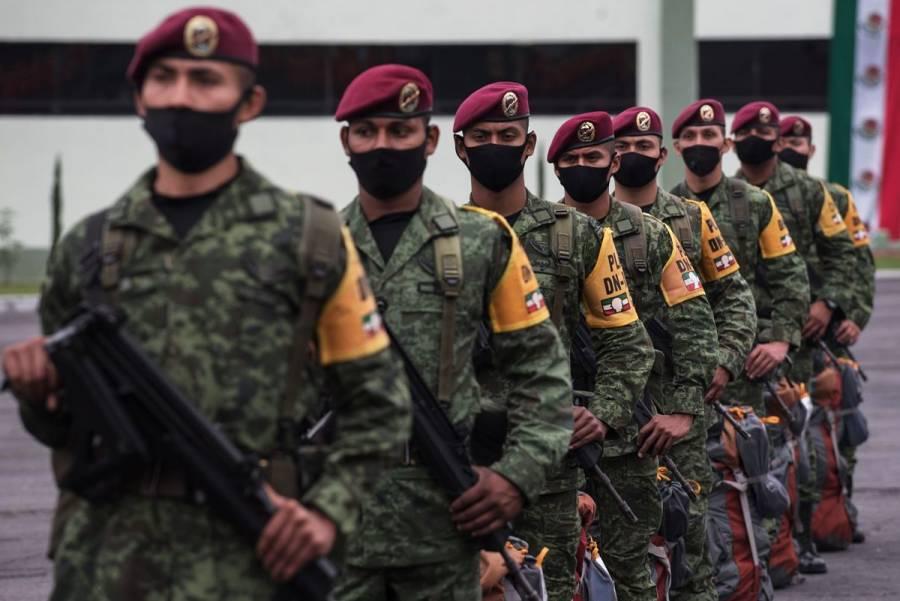 El gasto militar a nivel mundial aumentó en 2020 pese a la pandemia