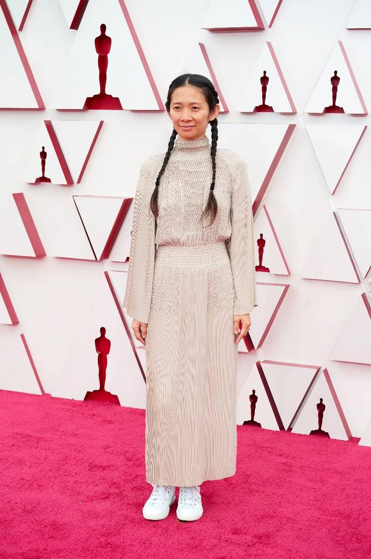 Chloé Zhao, primera mujer de origen asiático en ganar el Oscar a Mejor Director
