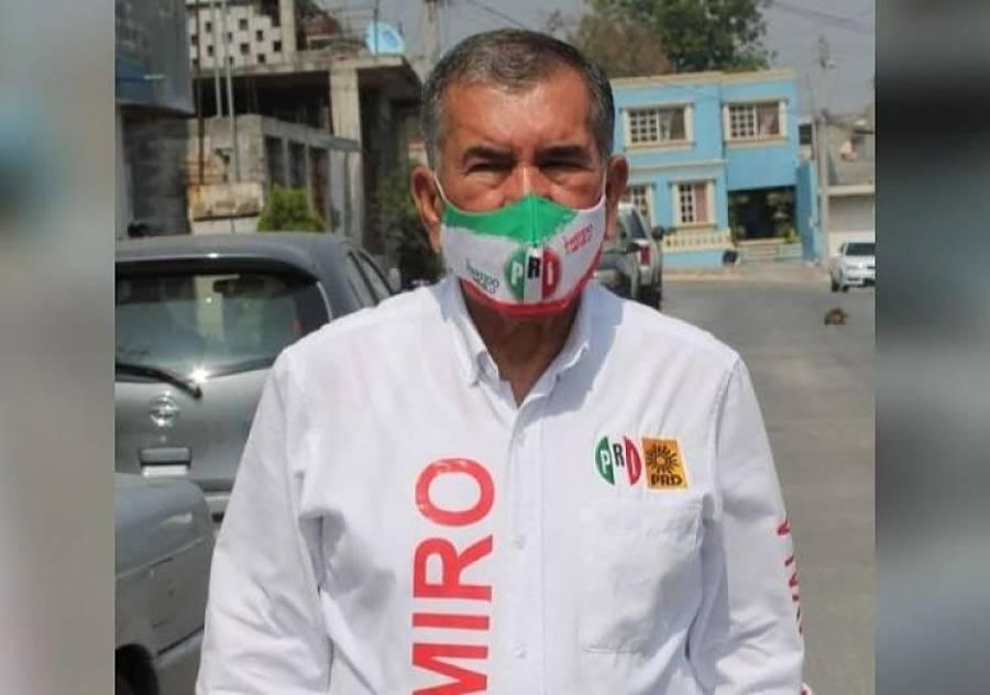 Fallece Ramiro Ayala Garza, candidato del PRI en Nuevo León