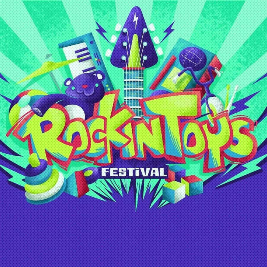 """""""Rockin Toys"""" un festival hecho para niños por rockeros"""
