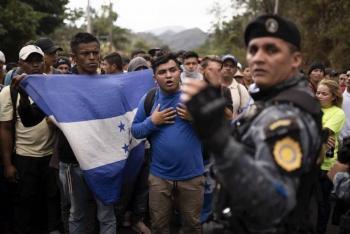 Capacitará Estados Unidos agentes migratorios guatemaltecos
