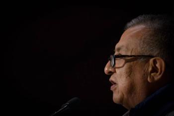 FGJ-CDMX solicitará hoy el desafuero de Saúl Huerta