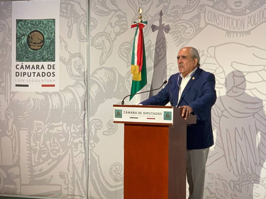 Abre proceso Sección Instructora en Cámara de Diputados contra Benjamín Saúl Huerta