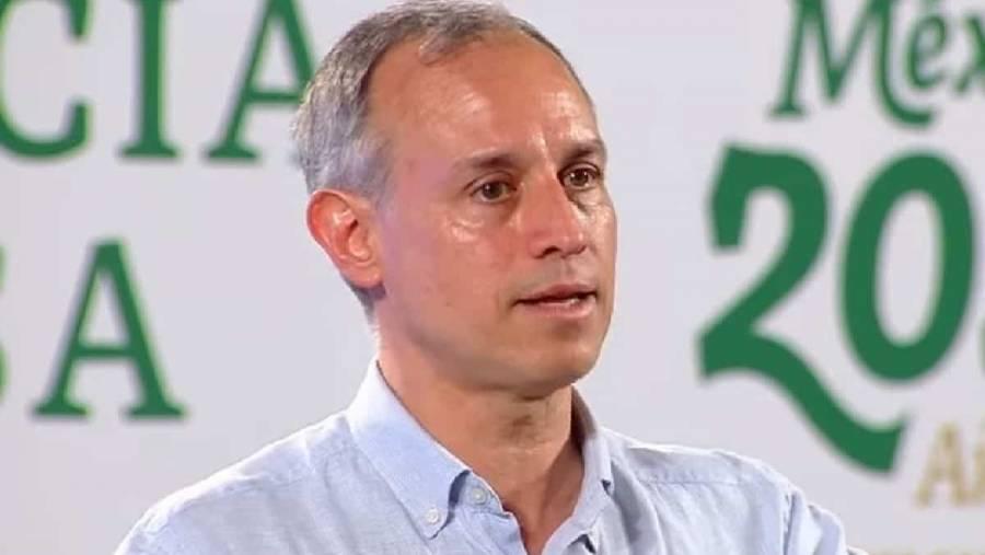Alertó López-Gatell  sobre falso registro doble para vacunación contra COVID-19 a personas de 50 a 59 años