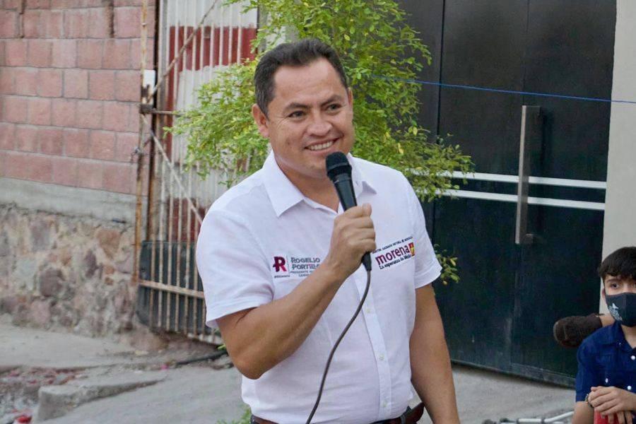 La DEA busca a candidato de Morena en Huetamo, Michoacán