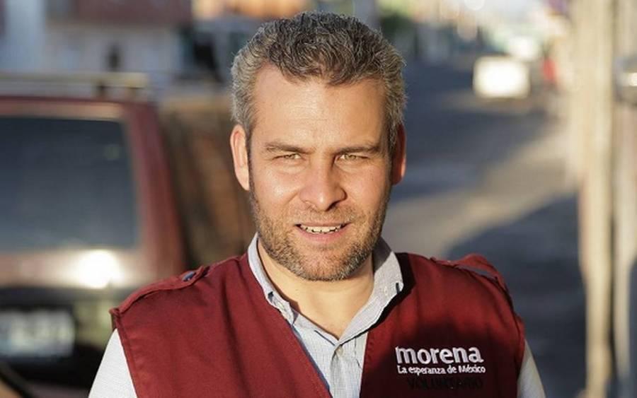 Nombra Morena a Alfredo Ramírez Bedolla candidato sustituto en Michoacán