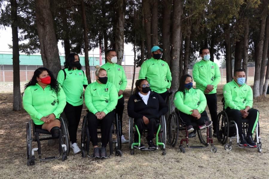 Comienza entrenamiento, Selección Nacional de Para-atletismo rumbo a Tokio 2020