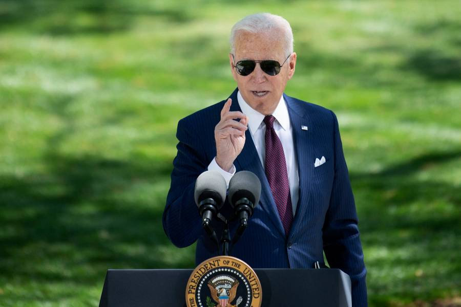 Biden prometerá ante el Congreso un