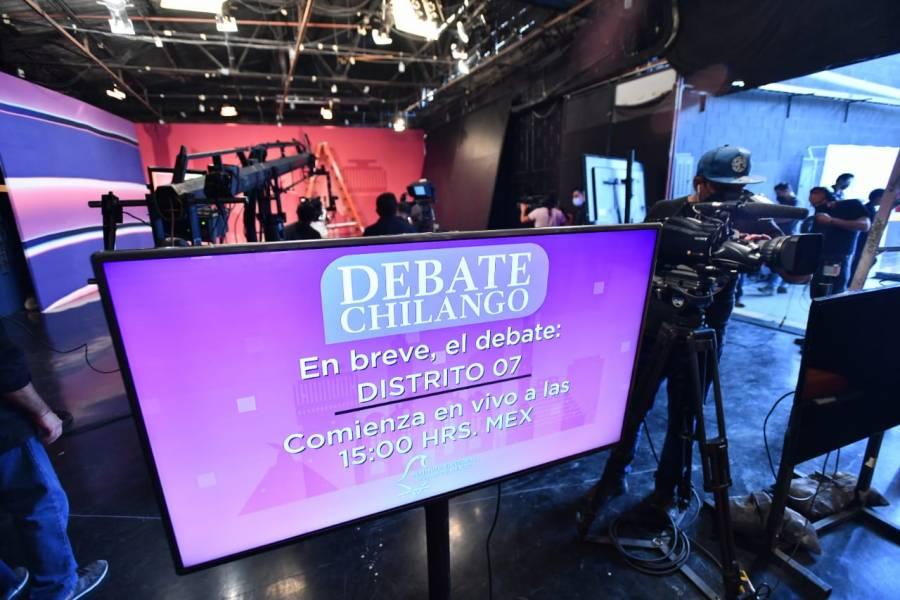 Inician debates entre candidaturas a cargos que se elegirán en la Ciudad de México