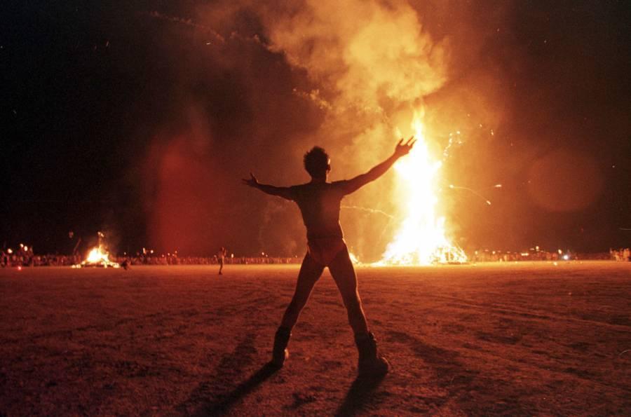 Festival Burning Man en Nevada se cancela por segundo año