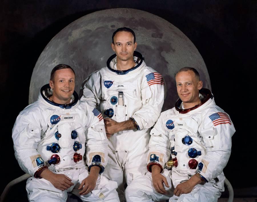 Muere Michael Collins, astronauta de la misión Apolo 11