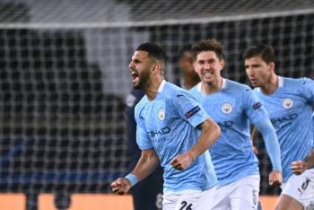 Manchester City remonta al PSG y se acerca a la final de la Champions