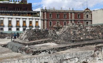 Reabren zona arqueológica de Templo Mayor tras un año cerrada