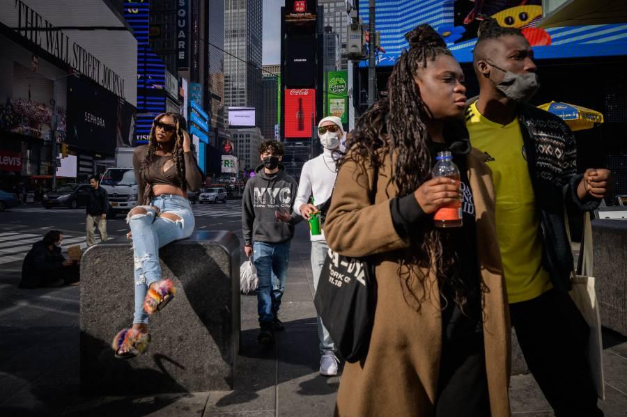 Antes de julio, Nueva York podría volver a la normalidad por completo