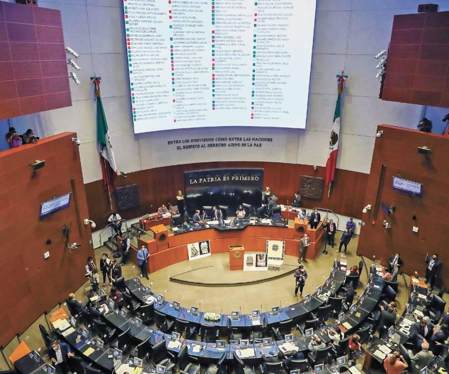Senadores aprueban la ley orgánica de la Fiscalía General de la República