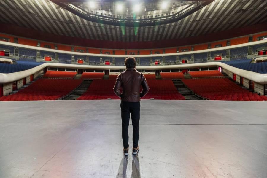 Cancela Siddhartha concierto en el Auditorio Nacional