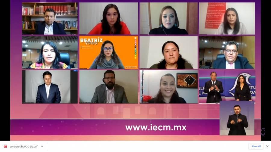 Propone candidata a diputación migrante de MC, descuentos en tarifas por envío de remesas