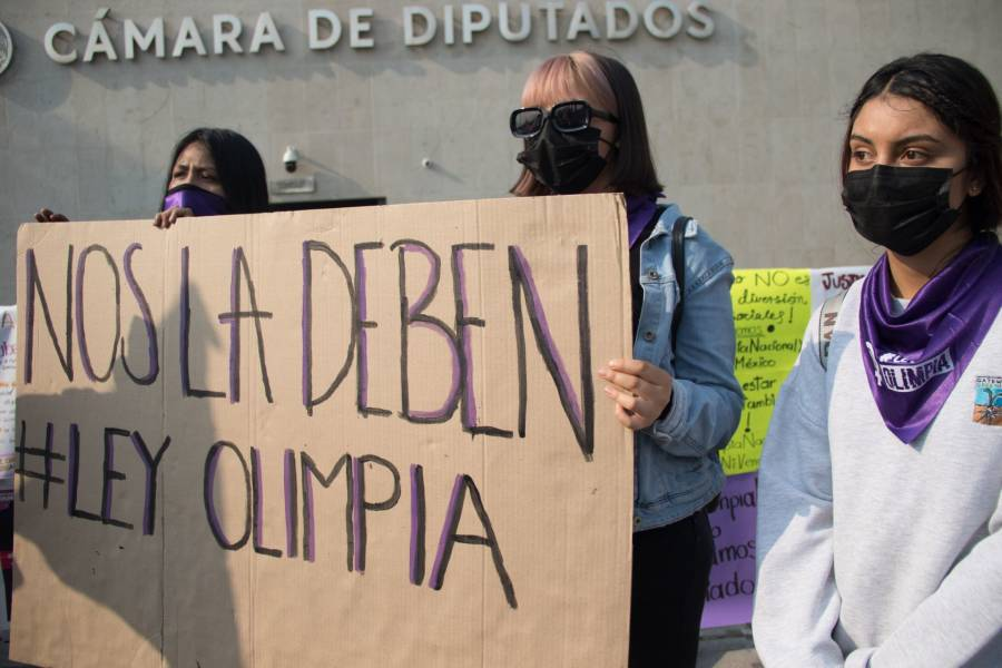 Ley Olimpia sólo será de aplicación nacional si se contempla en ley general de acceso de las mujeres a una vida libre de violencia