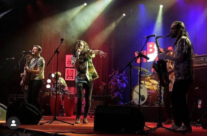Banda Anakena gana el Premio del Público en el MadCool Talent en Madrid