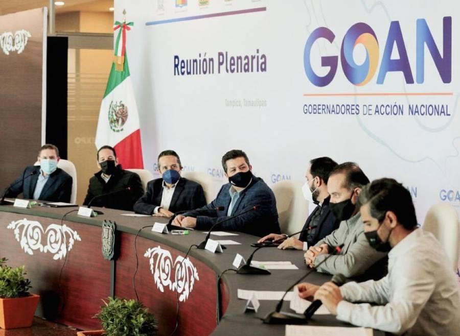Congreso de Tamaulipas decidirá sobre desafuero de Cabeza de Vaca: GOAN