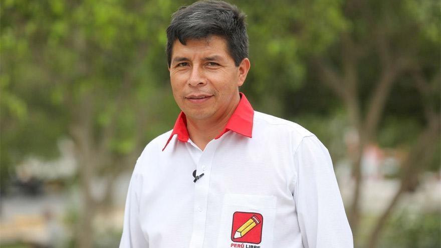 Hospitalizan a candidato presidencial de Perú, Pedro Castillo