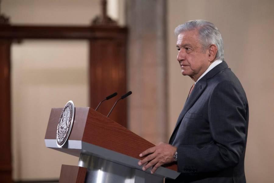 Que INE pase a manos del Poder Judicial, quiere AMLO