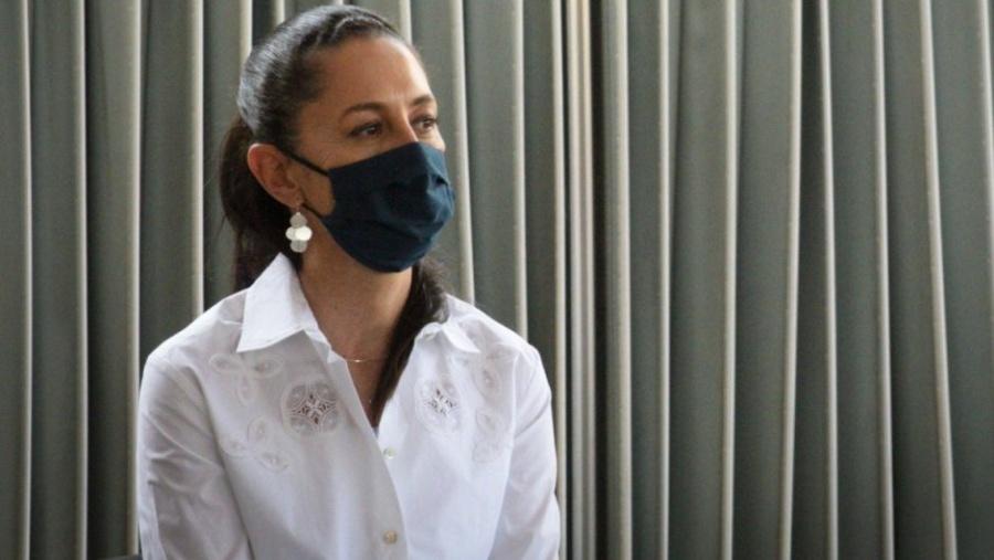 Sheinbaum destaca uso de la ciencia para combatir la pandemia