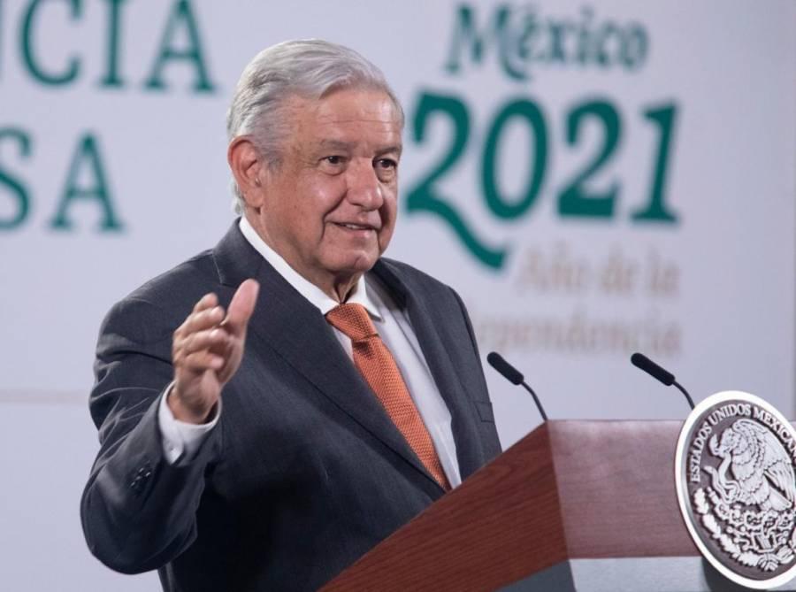 AMLO confirma protección a diputada por amenazas del gobernador de Michoacán