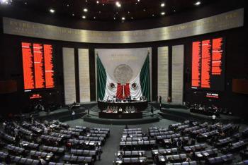 Cámara de Diputados aprueba en lo general Ley Olimpia