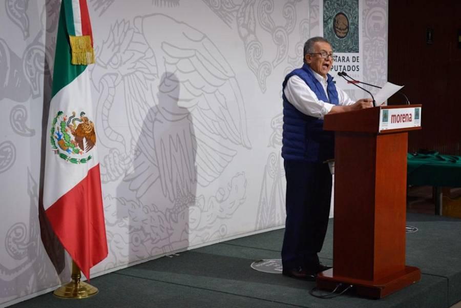 Menor que acusa de violación a diputado Saúl Huerta sí fue drogado y abusado: Fiscalía