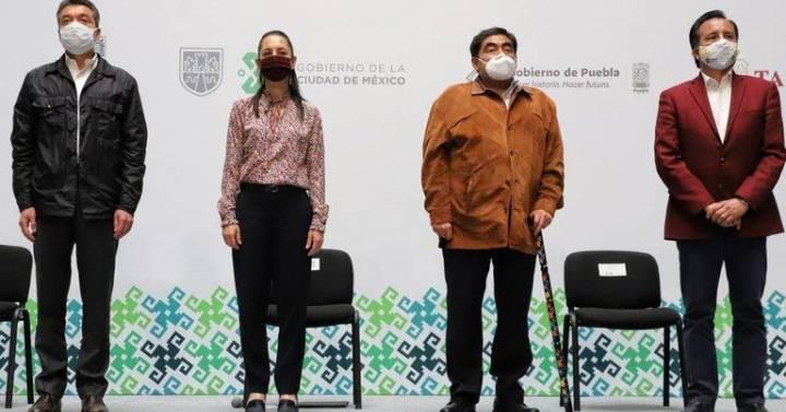 Claudia Sheinbaum y seis gobernadores más criticaron retiro candidaturas de Morena