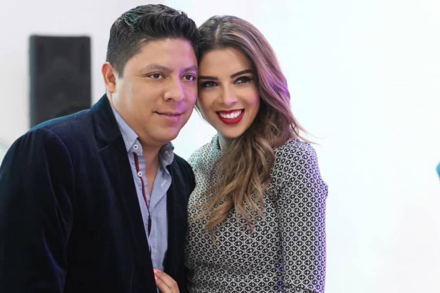 Amagan a esposa de Ricardo Gallardo, candidato de Juntos haremos historia a la gubernatura de San Luis Potosí