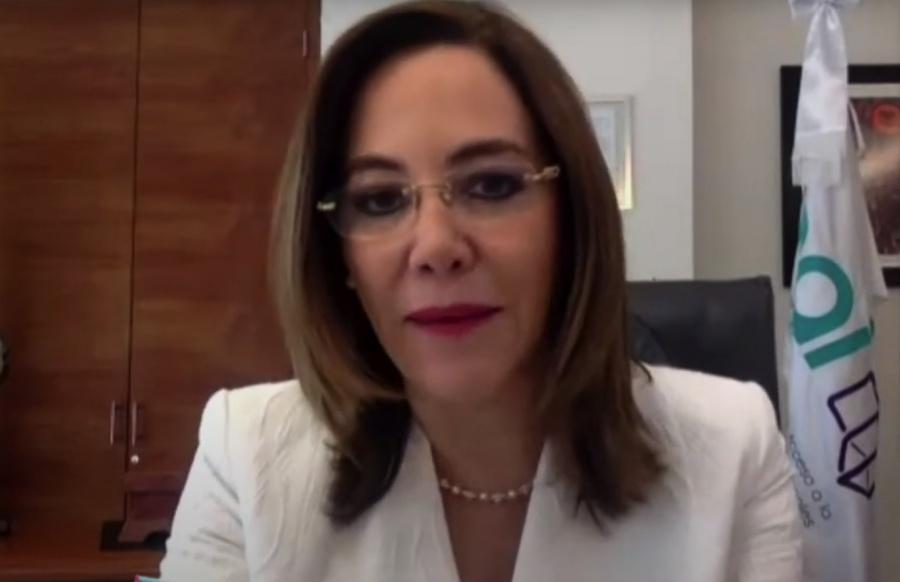 Presidenta del INAI señala que organismos autónomos responden a la exigencia ciudadana de contar con equilibrios de poder