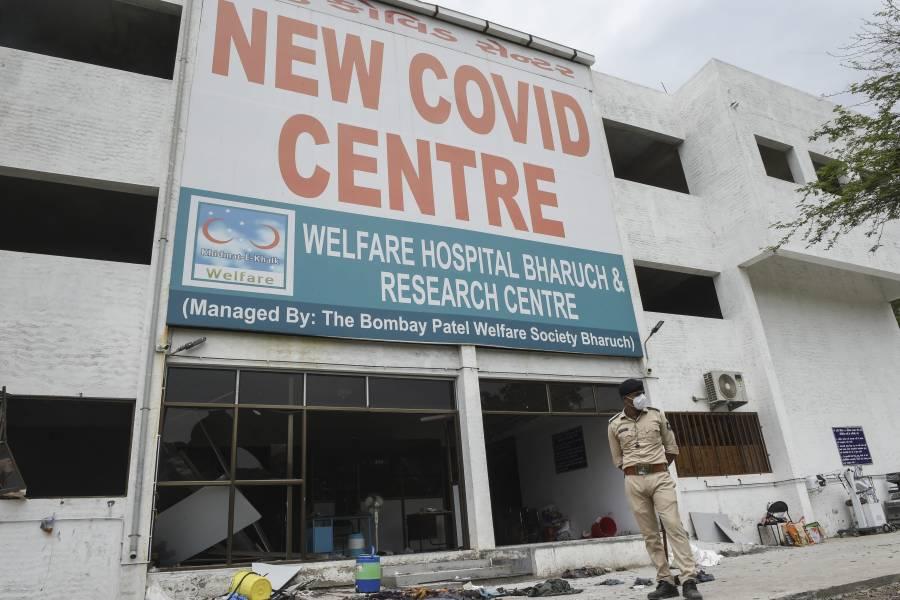 Al menos 16 pacientes y dos enfermeras mueren en incendio de hospital en India